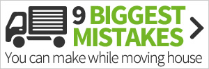 9 biggest mistakes you can make while moving house